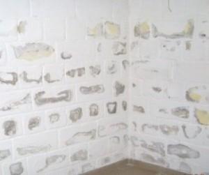 ass chement des murs enterr s et humidit de contact. Black Bedroom Furniture Sets. Home Design Ideas